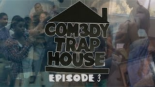 Comedy Trap House Vlog Ep.3 - Comedy Central Shoot
